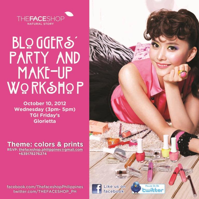 Creative Makeup Party Names - Mugeek Vidalondon