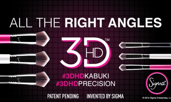 3D HD Brush by Sigma